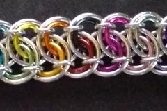 Garter Weave Bracelet